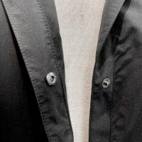 CORDIER コルディア レディース ライトジャケット ジャンパー ミドル丈 ブラック M/L