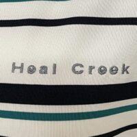 Heal Creek ヒールクリーク レディース 長袖  ポロシャツ  春夏 002-27512