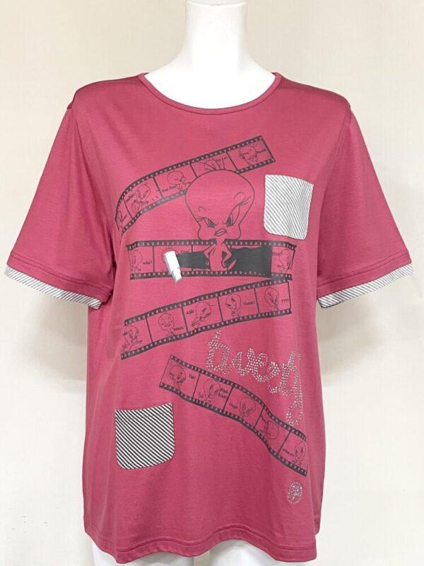 CASTELBAJAC  カステルバジャック レディース 半袖  Tシャツ  22970−201